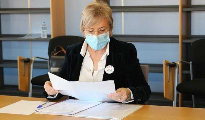 consellera de sanidad