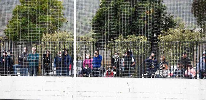 público futbol base