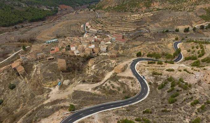 carretera Ademuz