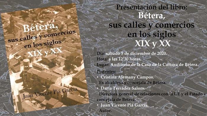 cartel libro betera