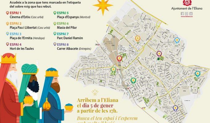 cartel reyes l'Eliana