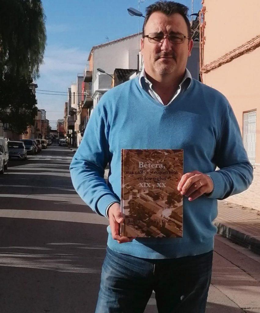 libro calles Bétera