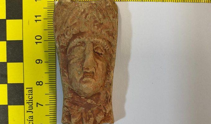 pieza arqueologia ribarroja