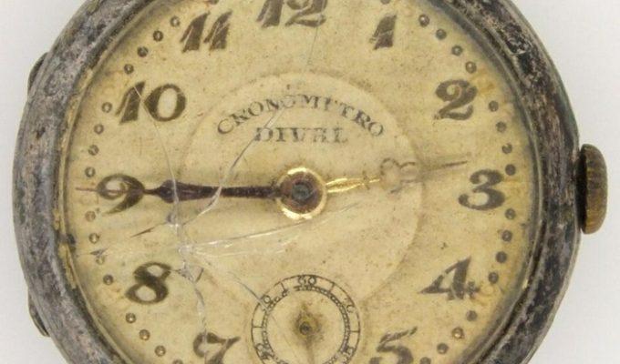 reloj deportados campos de concentracion