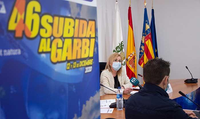 Presentación 46 Subida al Garbí de Serra