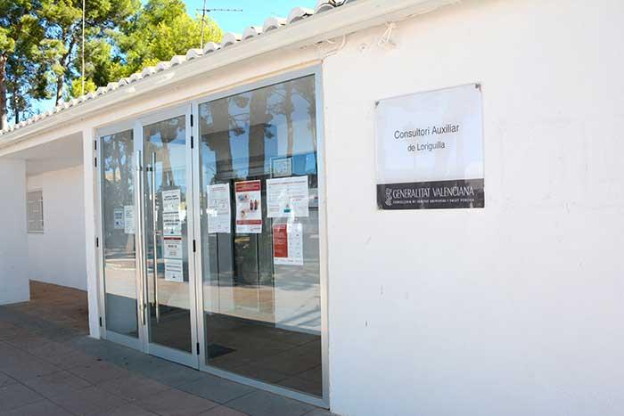 centro salud Loriguilla