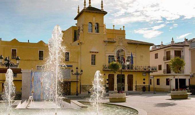 Plaza Ajuntament Riba-roja