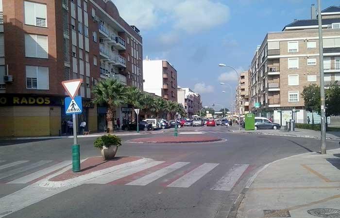Riba-roja calle