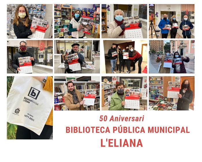 biblioteca l'ELiana