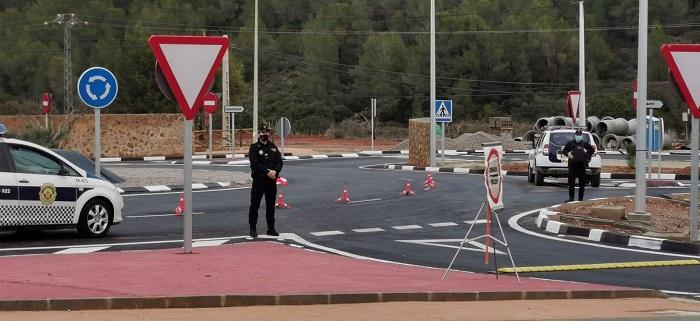 control policia vilamarxant