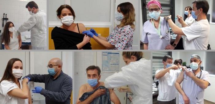 vacuna sanitarios