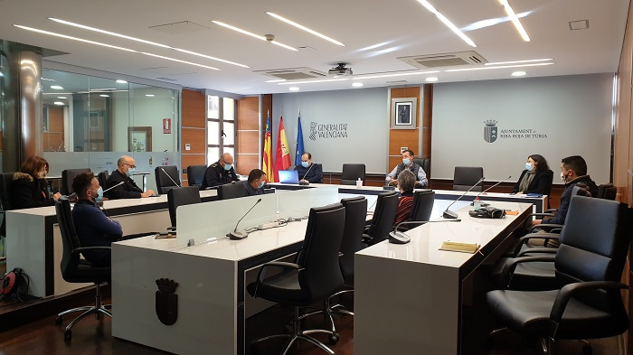 Comisión Covid Riba Roja
