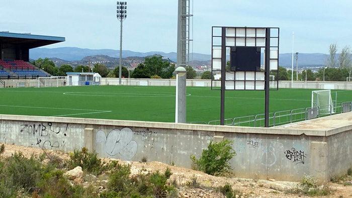 campo futbol ribaroja