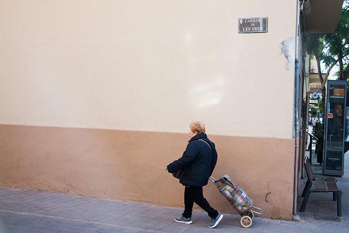 carrer jose antonio la pobla de vallbona