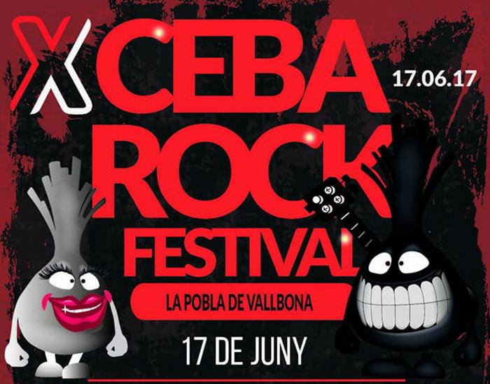 Ceba Rock la Pobla de Vallbona