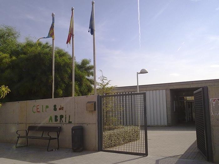 colegio8deabril