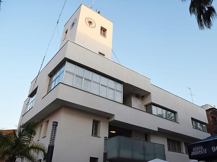Façana Ajuntament Vilamarxant