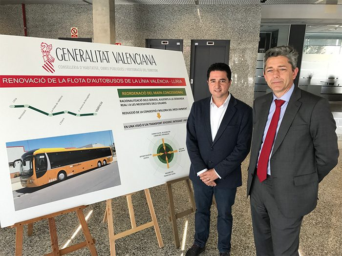 linia 145 autobus Camp de Túria
