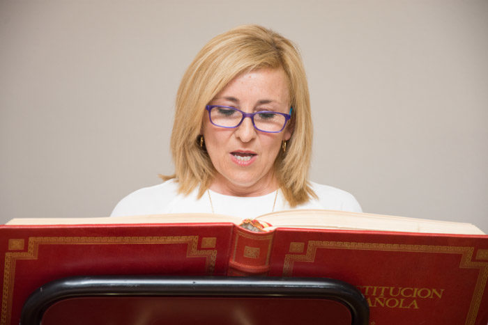 Serra concejal Alicia Tusón