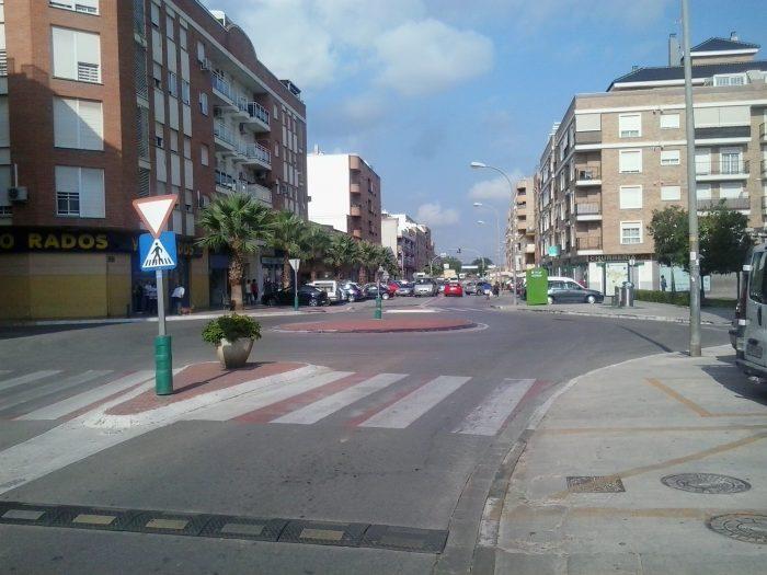 ribarroja calle