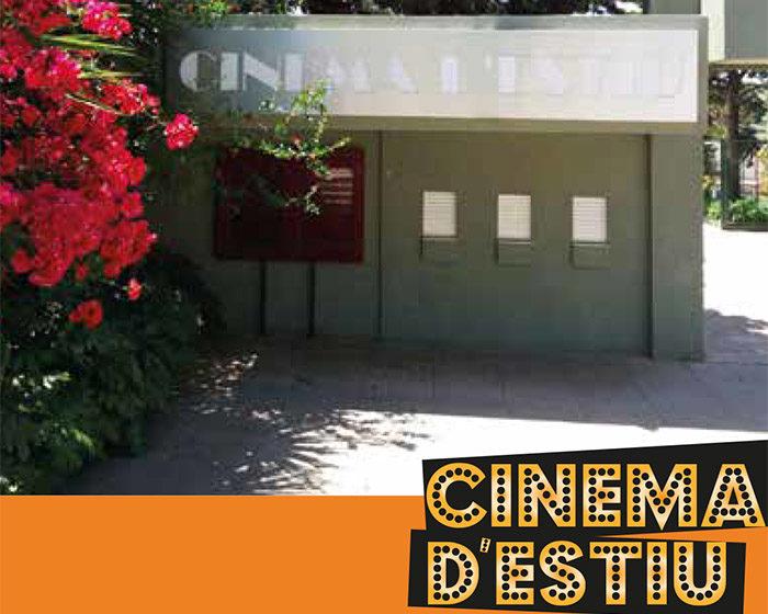 Cinema estiu l'Eliana 2017